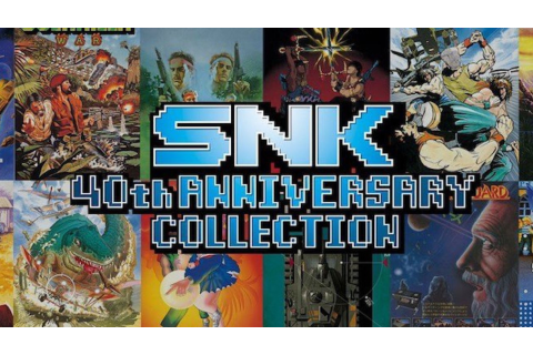 SNK 40th Anniversary Collection Review - Not Worth Your ...