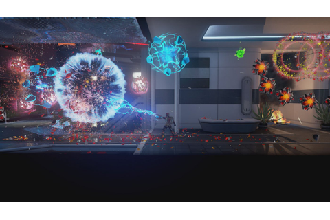 Matterfall Review - A Challenging Spectacle of Shooting