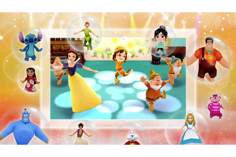 Disney Magical World 2 - Available Now On Nintendo 3DS ...