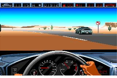 Highway Patrol 2 Download (1989 Amiga Game)