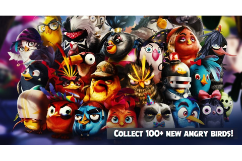 (Update: now available) Angry Birds Evolution coming to ...