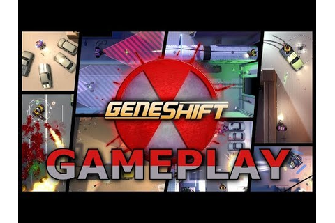 Geneshift | HD Gameplay - YouTube
