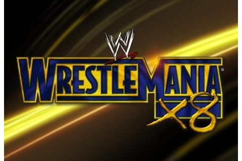 WWE WrestleMania X8 - WWE Games Database