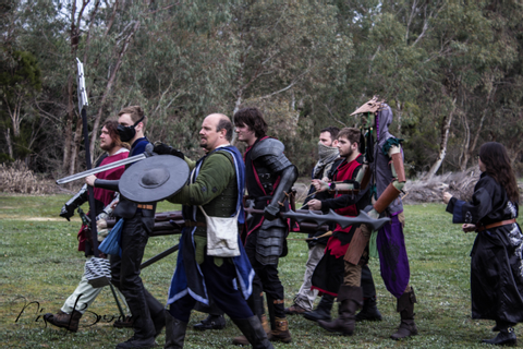 Shattered World LARP - Game 2: New Land, Old Foes