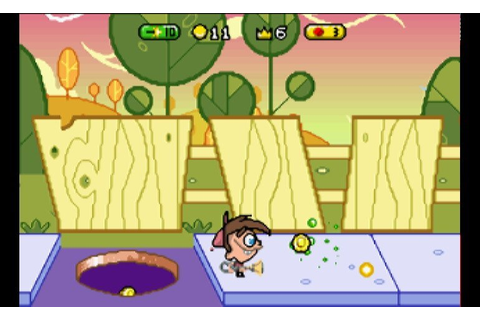 Play The Fairly OddParents – Breakin' Da Rules • Game Boy ...