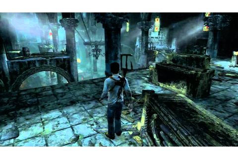Uncharted: Drake's Fortune - On the Trail of the Treasure ...