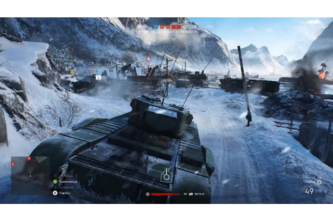 Vehicles in Battlefield 5 - Battlefield V Game Guide ...