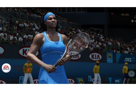 Grand Chelem Tennis 2 en images