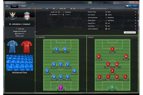 Football Manager 2013 | PC Game Key | KeenShop