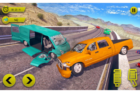 Car Crash Driving Game for Android - APK Download