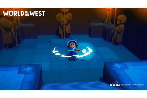 'World To The West' Is Part 'The Legend of Zelda', Part ...