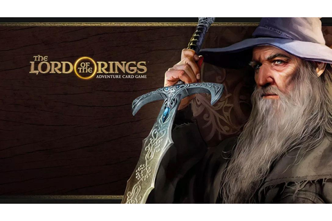 The Lord of the Rings Adventure Card Game Studio Fantasy ...