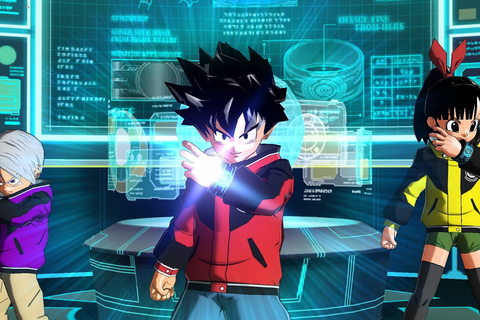Super Dragon Ball Heroes World Mission launches on PC ...