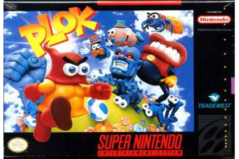 Plok - Game Grumps Wiki