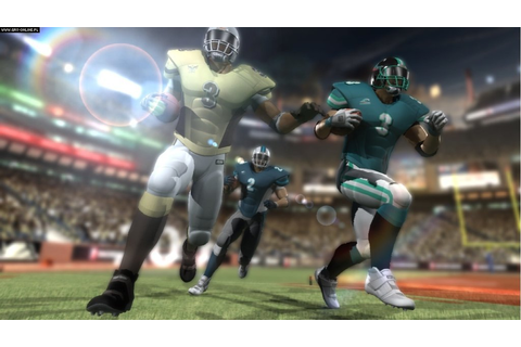 Backbreaker: Vengeance X360 Games Image 5/10, NaturalMotion, 505 Games