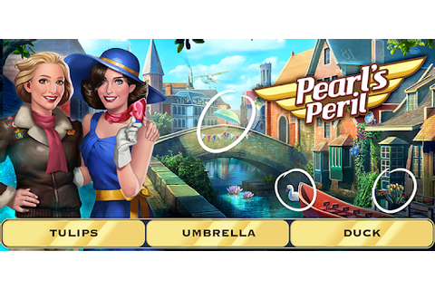 Pearl's Peril - Hidden Object Game - Apps on Google Play