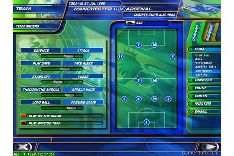 The F.A. Premier League Football Manager 99 (1998 video game)
