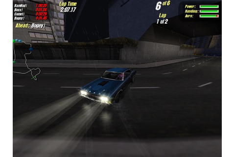 Need for Speed: Motor City Online . Прохождение Need for ...