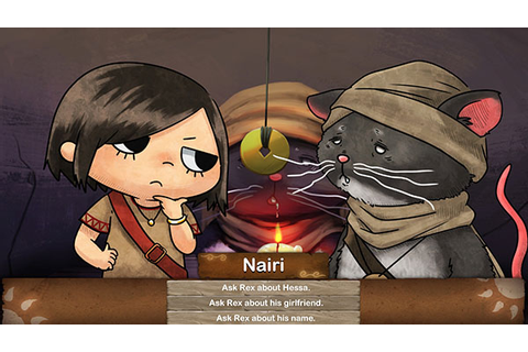 Graphic adventure game NAIRI: Tower of Shirin coming to ...