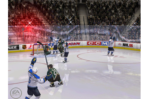 NHL 06 Game - Free Download Full Version For PC