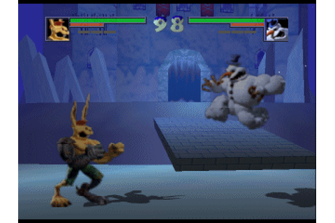 Clayfighter 63⅓ (1997) by Interplay N64 game