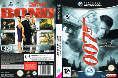 GENF69 - James Bond 007: Everything or Nothing