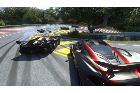 DRIVECLUB Review – Brash Games