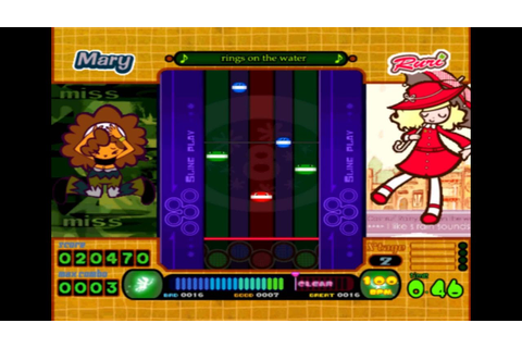 Pop'n Music 8 — Gameplay {NTSC J} {HD 1080p} {PS2} - YouTube