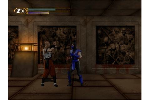 Mortal Kombat Mythologies - Sub-Zero (Europe) ROM