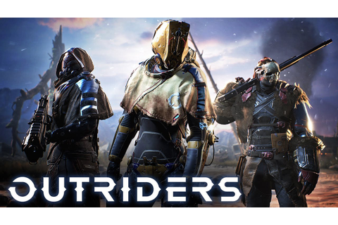 Outriders - Official Gameplay Reveal Trailer - YouTube