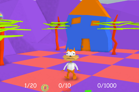 Arcane Kids' Bubsy 3D is a strange and terrifying tribute ...