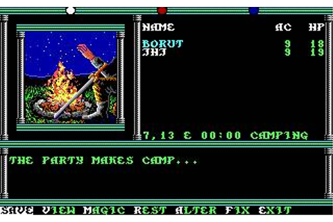 Champions of Krynn Download (1990 Role playing Game)