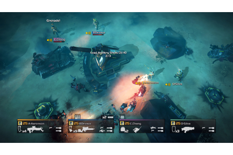 Download HELLDIVERS Full PC Game