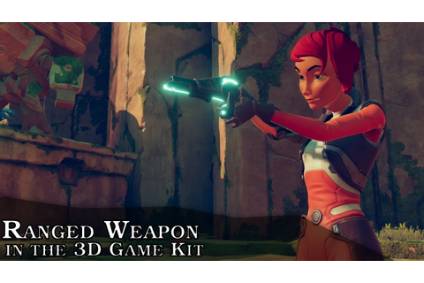 Unity 3D Game Kit Tutorial - Add Ranged Weapon to your ...