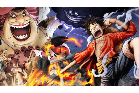 One Piece Pirate Warriors 4 PC Game Free Download Full ...