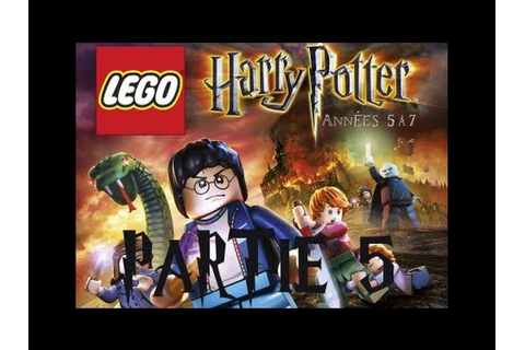 Partie 5 HD Lego harry potter : années 5 à 7 pc - YouTube