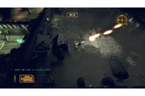 Alien Breed 3: Descent – PSN Review | | Brash Games