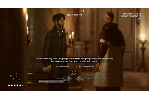 The Council PC Review | GameWatcher