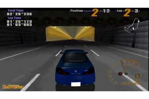 Gran Turismo by Nintendo - GT Cube - YouTube