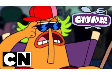 Chowder - The Apprentice Games Part 1 - YouTube