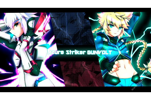 Azure Striker Gunvolt - Tai game | Download game Hành động