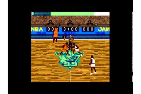 NBA Jam 99 (Game Boy Color)- Gameplay - YouTube
