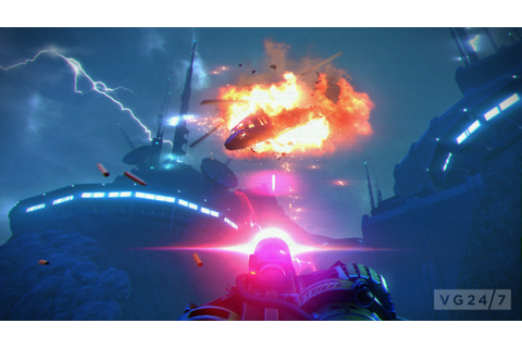 Far Cry 3: Blood Dragon screenshots show the game's love ...