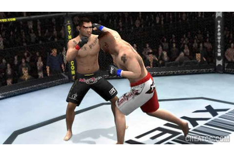 UFC 2010 Undisputed Review for PlayStation Portable (PSP)