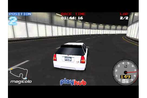 Super Drift 3D 2 - Free web racing game First Look by ...