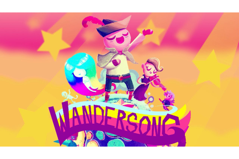 Wandersong - XBOX One - Game play - YouTube