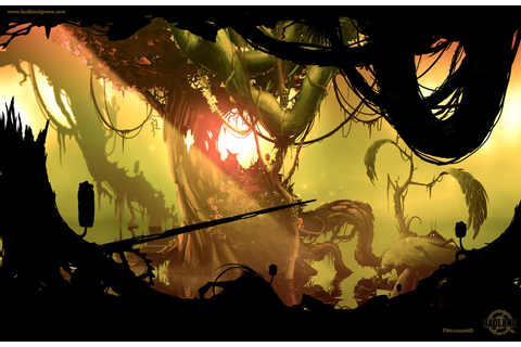 What a week! | BADLAND - Atmospheric Action Side-Scroller ...