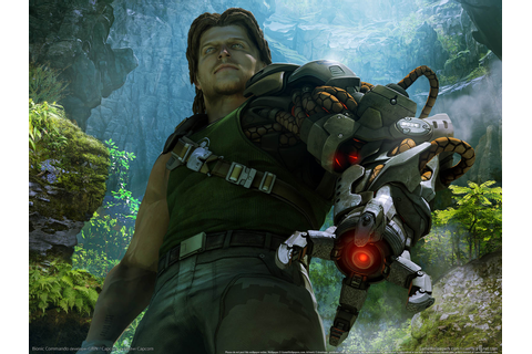 Bionic Commando - Video Games Wallpaper (25464712) - Fanpop