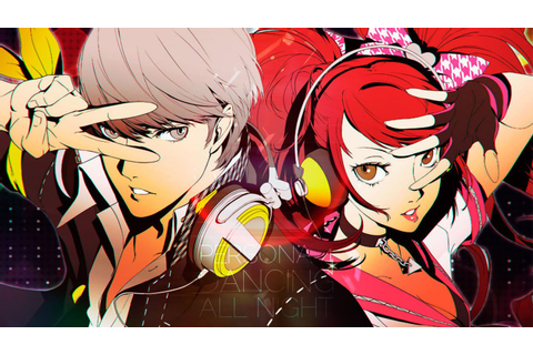Persona 4: Dancing All Night - Opening (1080p) - YouTube