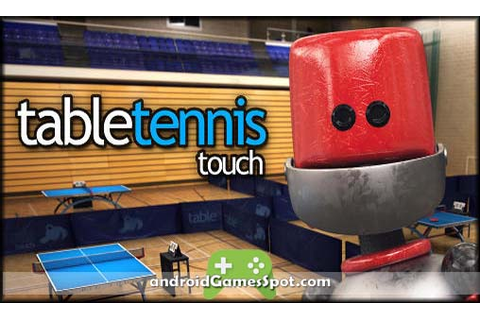 TABLE TENNIS TOUCH MOD APK Free Download